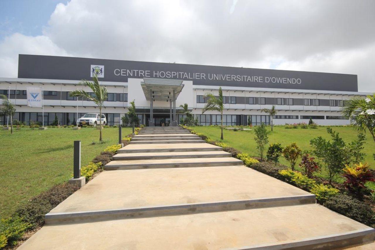 libreville owendo university hospital