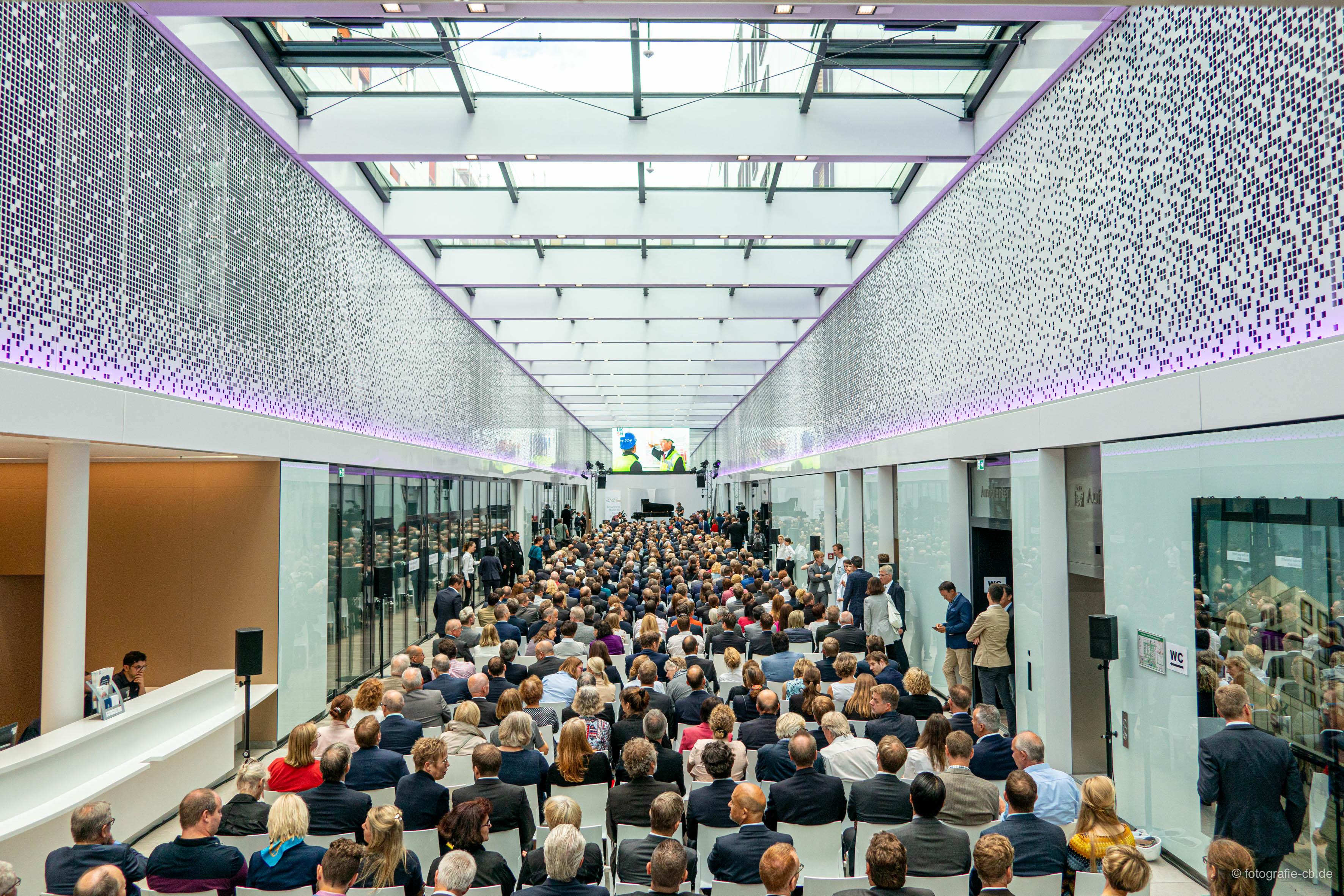 Universitätsmedizin der Zukunft: Klinikum Schleswig Holstein